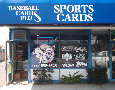 Surf City Cards - www.surfcitycards.com - Home of Baseball Cards Plus